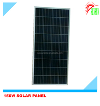 A Grade 150 watt 30 volt poly solar panel