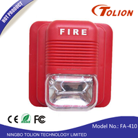 12V 24V 3 Alarm Voice Fire