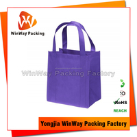 Recycled Non Woven Cheap Tote Grocery Bag