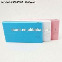 Custom logo power bank for blackberry q10