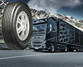 385/65R22.5 truck tires