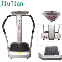 China Professional Factory Crazy Fit Massager Master Fitness Trainer Vibration Plate OEM