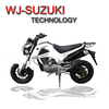 Race Bike (150cc) Wonjan-Suzuki engine, Motorcycle, , Motorbike, Chopper bike, Autocycle,Gas or Diesel Motorcycle (White)