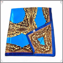 Best customized chinese silk satin scarf