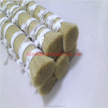 36'' White horse tail hair used for horse bow hair