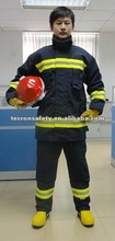 EN469 Fire Fighting Suit