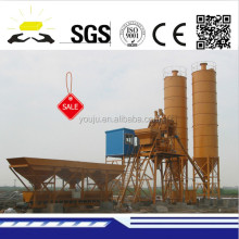 HZS25 mini concrete batching plant price