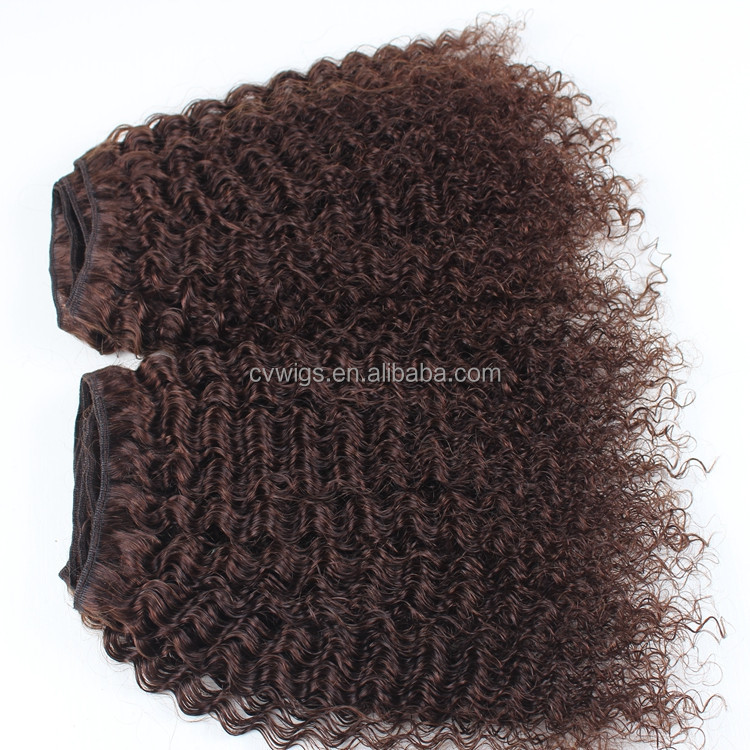 Cheap unprocessed kinky curly hair bundles virgin unprocessed malaysian hair