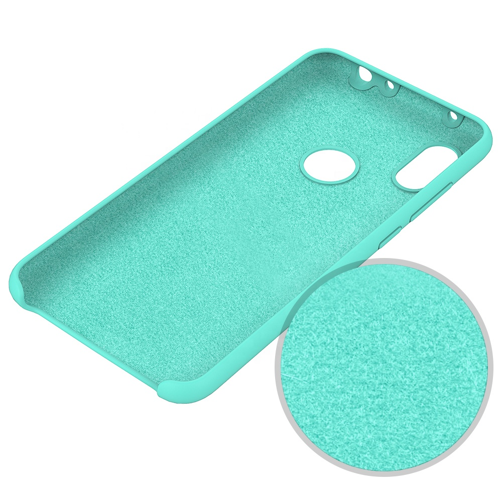 Silicone Case for Redmi Note 6Pro,Soft-Touch <strong>Shock</strong> Absorbent Phone covers for Redmi Note 6Pro