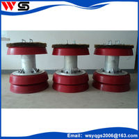 Cleaning Equipment polyurethane brush cleaning tool industry ,pig equipment