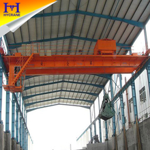 overhead crane with grab bucket price