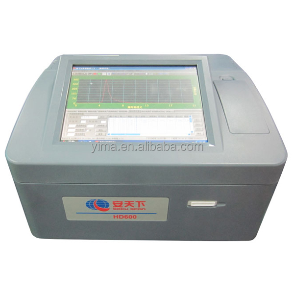 HD-600 Desk-top Explosives or drugs Trace Detector