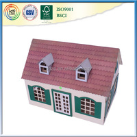 prefabricated house australia style wooden toy diy dollhouse