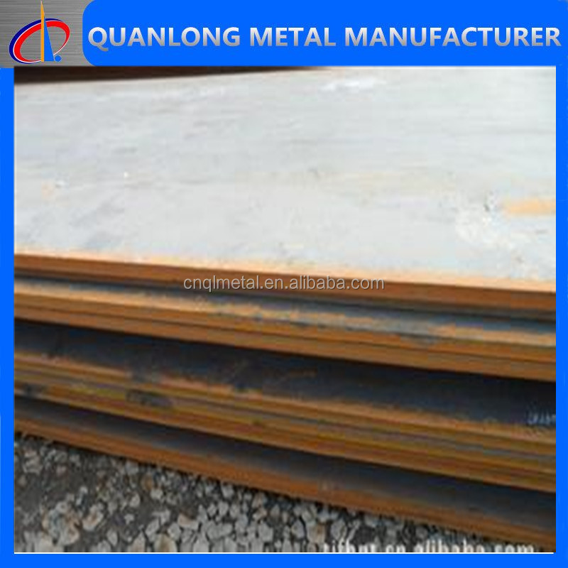 St44-3 St52-3 St50-2 low alloy high strenth hot rolled steel plate