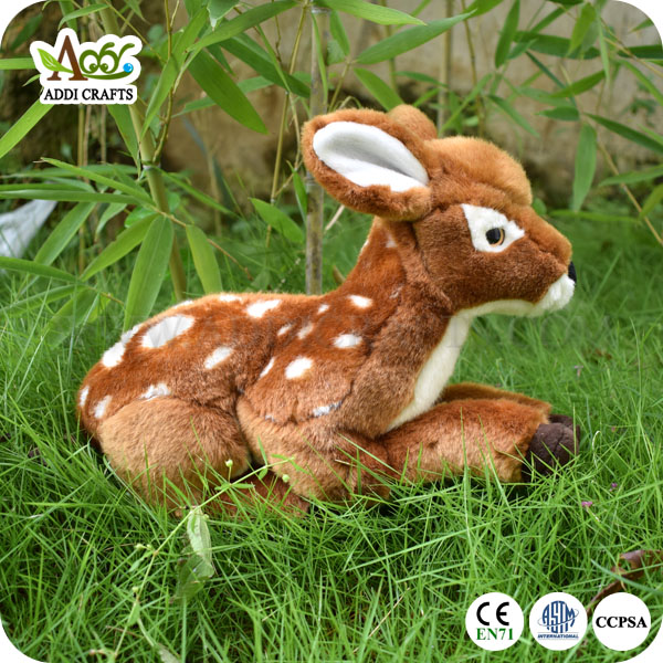 Top Selling Products in Alibaba Sika Deer Plush Stuffed Toys