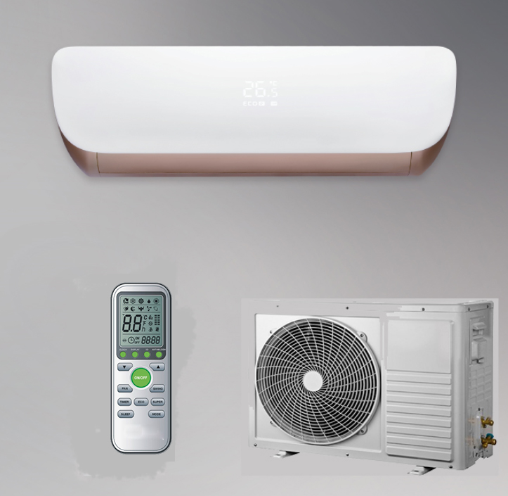 Mini split wall mounted air conditioner