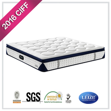 Diamond compressed luxury spring mattress from mattress factory
