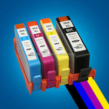 Premium Remanufactured Printer Ink Cartridges for HP 364XL Multipack 364 XL