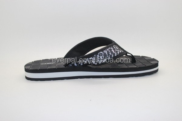 Leather Footed Ladies Slippers Flip-flops