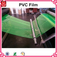 inkjet printable transparent soft PVC film tubular/plastic film for printing