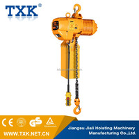 Portable Small Size Electric Chain Hoist