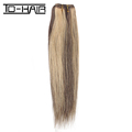 Hot sell piano color clips in hair extension