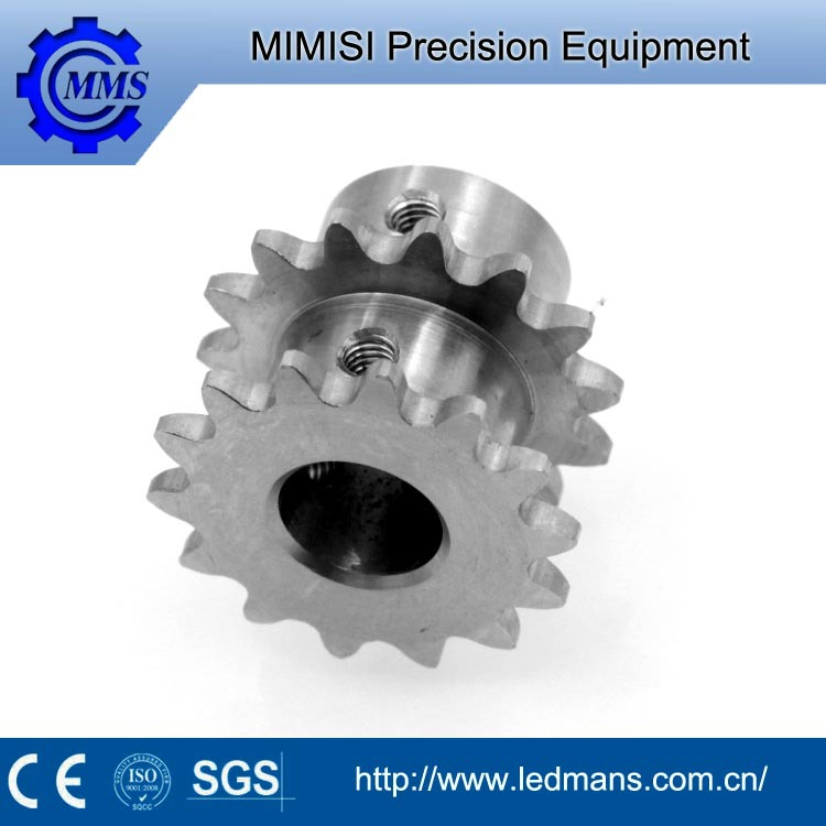 MMS Transmission sprocket and gear Semiconductor