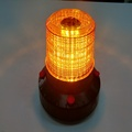 R10 Hot selling car warning light,warning beacon,strobed light,80 SMD Rechargeable,KF-WB-38RC