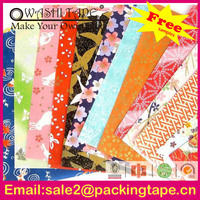Wholesale glitter stickers printing self adhesive paper