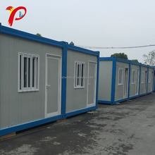 European Living 20Ft Prefab Shipping Living Luxury Container House20Ft Container House
