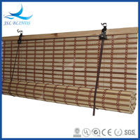 Roller blinds bamboo