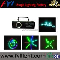 Buy 3d animation laser green lights DJ disco stage light show ...
