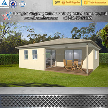 cheap new mobile homes/two bedroom modular homes/prefab house kits