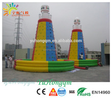 New product hot selling Inflatable Climbing game for Kids and Adults Play