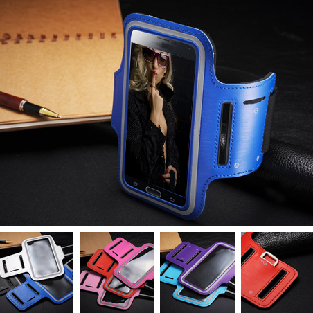 Universal sport gymband armband case for iPhone Samsung