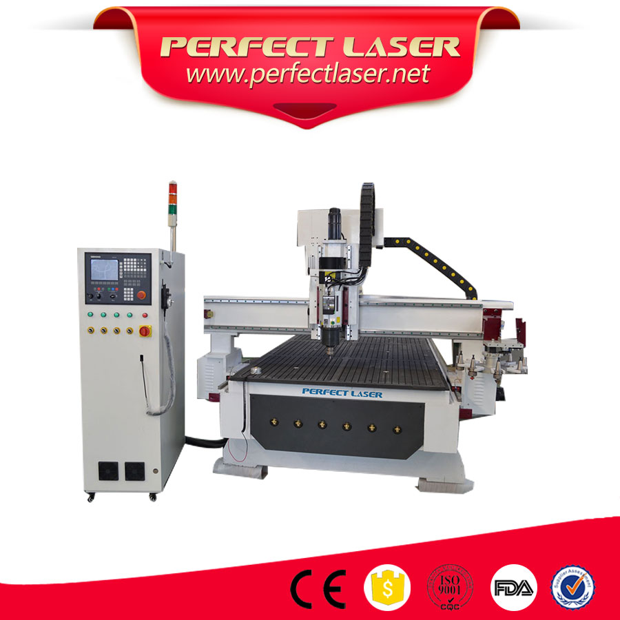 China Factory DSP Handle Control 3D Wood CNC Router Machine for Woodwork