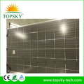 60-cell Double Glass Poly Solar Panel - ReneSola solar panels dual glass PID free frameless thin solar panel for solar power