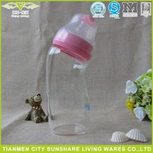 Baby Bottle Type Baby Feeding Bottle Glass Newborn Nursing Bottle