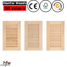 kitchen cabinet european style louver shutter with CE certificate