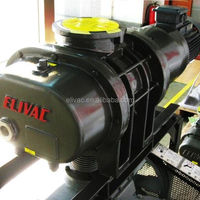 Roots Vacuum Pump ER1100/1500(M)(MAG) pumping at 1600-1900m3/h