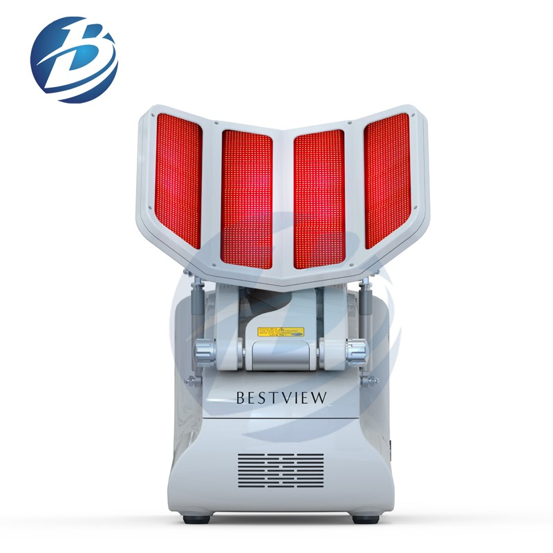 New Products Professional Microcurrent 7 Colors PDT LED Light Facial Tightening/Rejuvenation machine