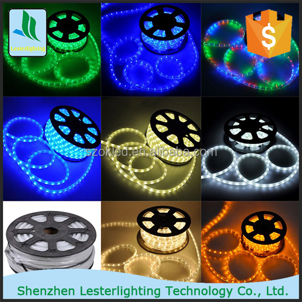 50 meter led light swimming pool rope light