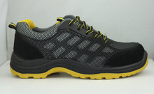 NMSAFETY light weight durable KPU + Mesh upper sports safety work shoes