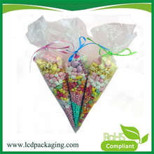 Manufacturer to supply special candy bags cartoon candy snack food plastic composite packaging
