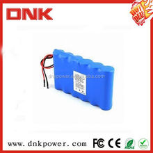 OEM manufacturer 3.7v 5v 7.4v 14.4v rechargeable battery Pack