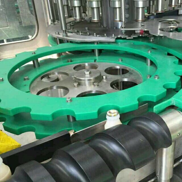Customized Uhmwpe Star Wheel for Bottle Filling Machine