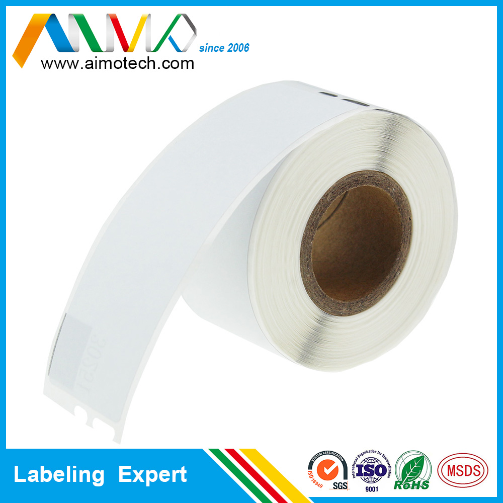 For DYMO 30251 LabelWriter Self-Adhesive Address <strong>Labels</strong>, White, Roll of 130