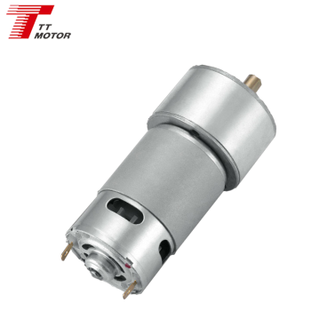 Micro dc mini electric reduction gear box motor