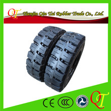 Solid tire 6.50-10 for forklift truck