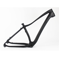 "2015 carbon fat bicycle frame, carbon frame 26er fat snow bike frame 197mm for sale, 15.5/17.5""(In Stock)/19"""
